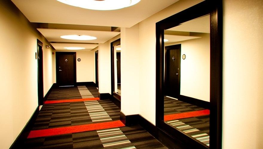 T-Street Hallways