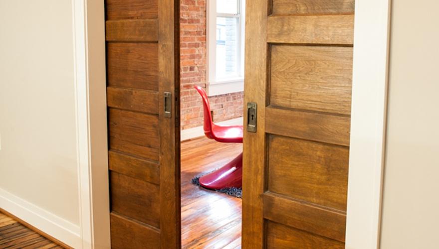 WY18 Doors