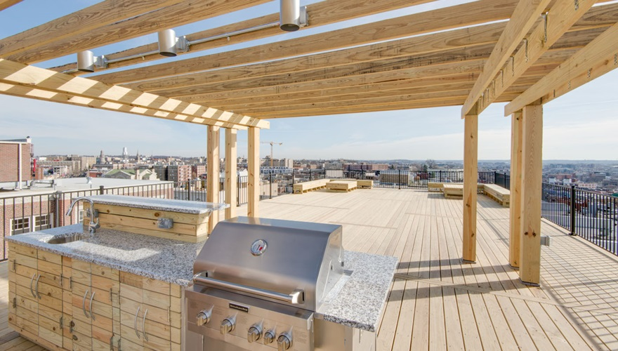 1841 Columbia Rd Roof Deck